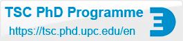 TSC PhD Programme, (open link in a new window)